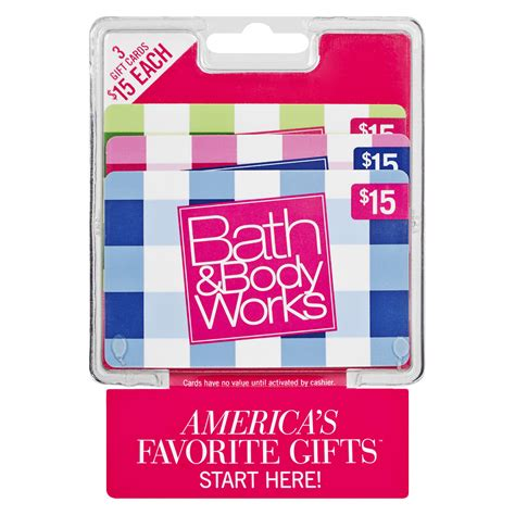 Check Bath And Body Works Gift Card Balance
