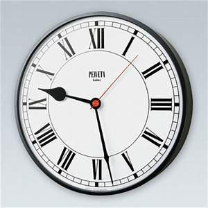 Römische Zahlen Uhr : peweta produktsuche ~ Orissabook.com Haus und Dekorationen