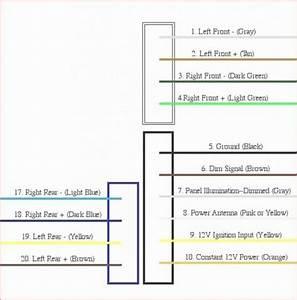 2002 Avalanche Radio Wiring Diagram