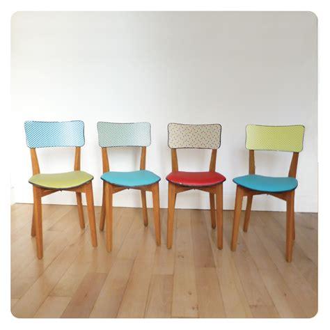 chaise couleur chaises couleur