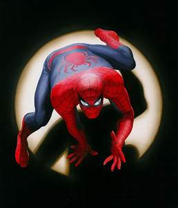Spider-Man: Marvels by Alex Ross  Spiderman