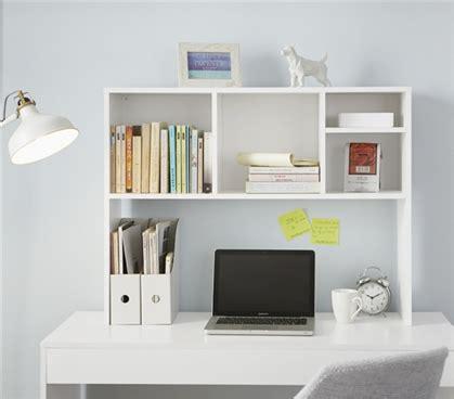 College Desks by The College Cube Desk Bookshelf White Desk