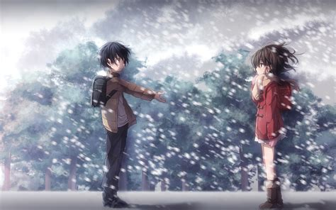 Erased The Anime Erased Hd Wallpaper And Background 1920x1200 Id
