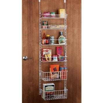 back of door storage kitchen 17 best images about organizing on how to gift 7552