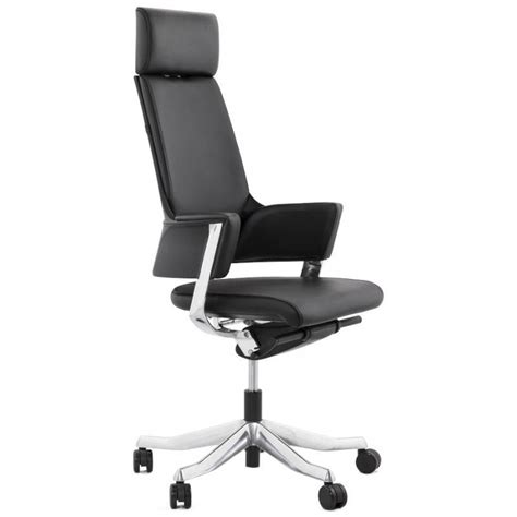 fauteuil de bureau fauteuil de bureau design ergonomique cuba en cuir noir