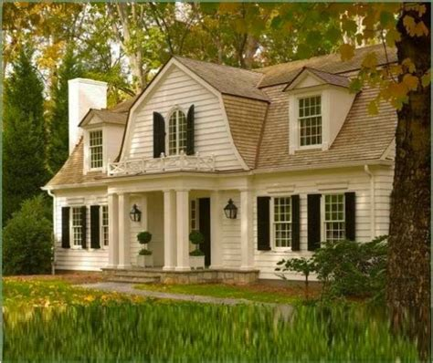 the best colonial style homes and houses design ideas