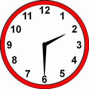 Clock clipart black and white free clipart images 2 ...