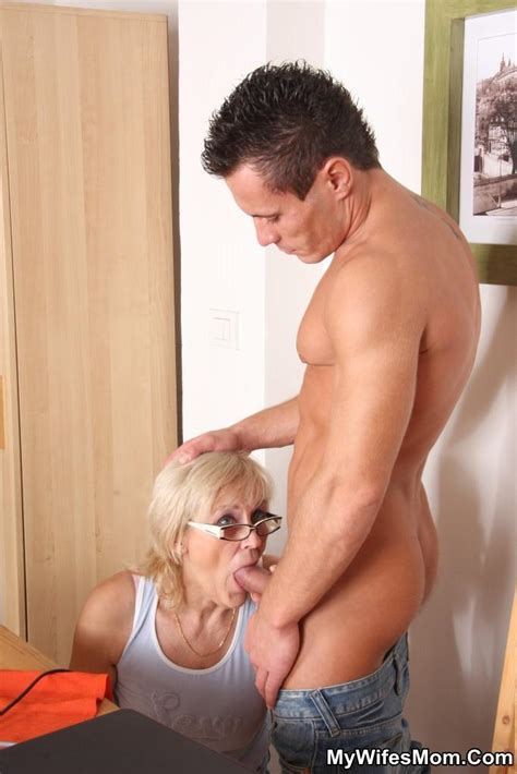 Horny Dude Seduces His Mother In Law To Dir Xxx Dessert Picture 5