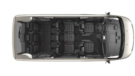 Citroen SpaceTourer M 2016 Abmessungen, Kofferraum und