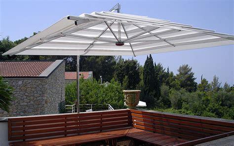 evolution high wind speed patio umbrella