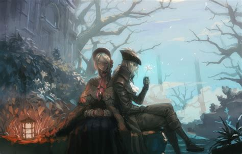 Only the best hd background pictures. Bloodborne Wallpaper | Gold Wallpapers