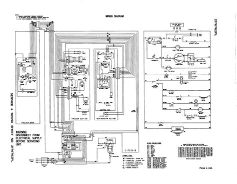 Frigidaire Ice Maker Wiring Diagram Free