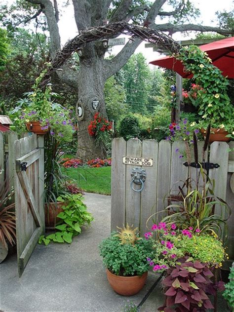 Ideas For The Right Garden Decoration My Desired Home