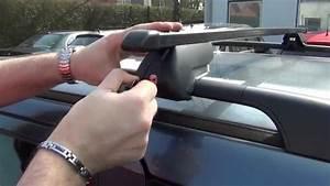 Comment monter des barres de toit sur un SW (break) ou SUV ? YouTube