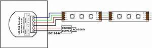 Led Strip Panel Wiring Diagram