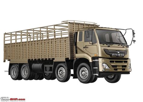 volvo commercial vehicles volvo eicher launches pro 6000 series truck team bhp