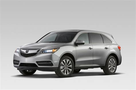 2014 Mdx Review by 2014 Acura Mdx Review Ratings Specs Prices And Photos