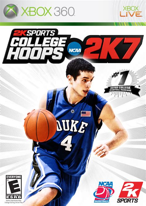 college hoops  xbox  game