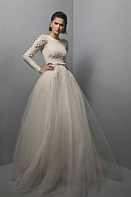 Israeli Designer Wedding Dress