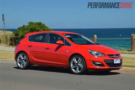 Opel Astra 2012 by 2012 Opel Astra Sports Review Performancedrive