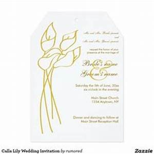 free pdf download calla lily wedding invitation template With free printable calla lily wedding invitations