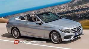 Mercedes Classe C Cabriolet Occasion : mercedes classe c un cabriolet en 2016 scoop auto moto ~ Gottalentnigeria.com Avis de Voitures