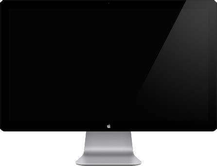 Mac Computer Screen PNG Transparent Mac Computer Screen ...