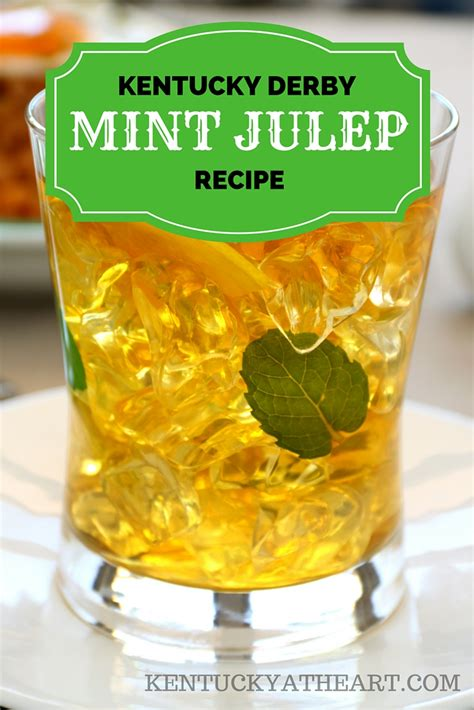 mint julep punch recipe mint juleps the traditional drink of the kentucky derby kentucky at heart