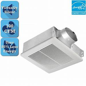 Broan 250 cfm wall chain operated exhaust fan 507 the for Cfm requirements for bathroom fans