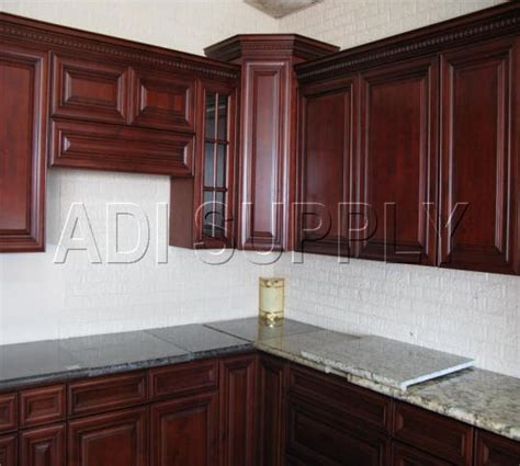 Kitchen Cabinets Unassembled by Granger54 Aruba All Wood Kitchen Cabinets Rtas Dark