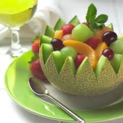 fall serving platters fruit salad recipe