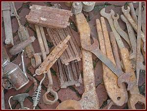 Comment Enlever La Rouille : comment enlever la rouille sur vos outils ~ Melissatoandfro.com Idées de Décoration