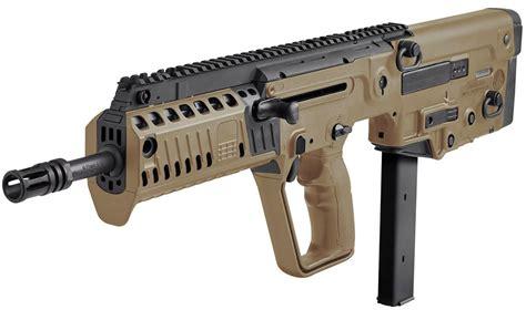 Iwi Tavor X95 9mm Flat Dark Earth (fde) Flattop Rifle
