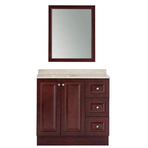 glacier bay northwood        bathroom vanity