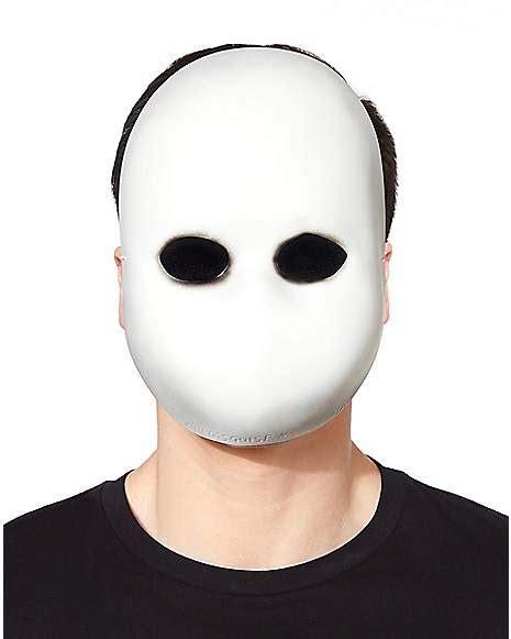 blank doll mask spirithalloween com