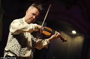 Nigel Kennedy Violinist