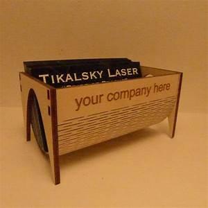 Laser cut business card holder best business cards for Laser cut business card holder