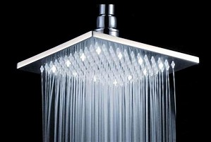 Image result for pictures of rain shower heads