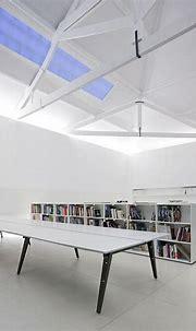 Modern Architect's Interior Design Office