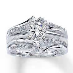 fred meyer jewelers 1 3 ct tw solitaire ring