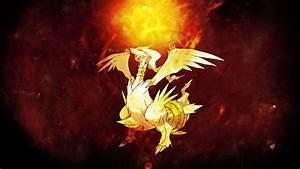 Reshiram used Fusion Flare by Marudeth on DeviantArt