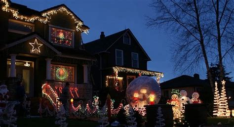 the best places to see christmas lights vancouver mom