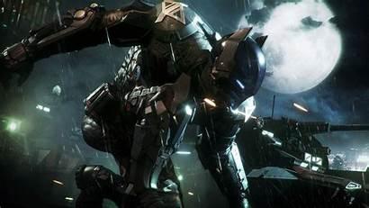Batman Knight Arkham Desktop Wallpapers Background Computer
