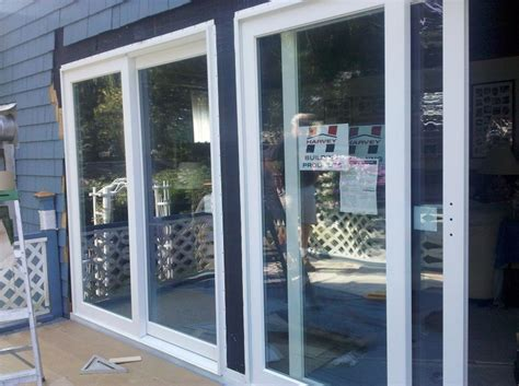 Harvey Sliding Patio Doors, Concord