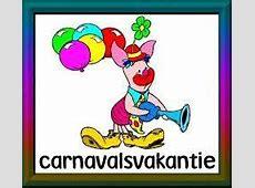 Carnavalsvakantie 2018