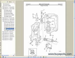 Jcb Compact Service Manual S3 Workhop Repair Manual