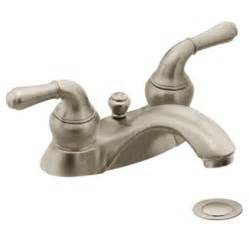 4551bn moen monticello series two handle brushed nickel