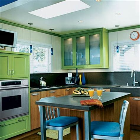 mint green editors picks  favorite green kitchens   house