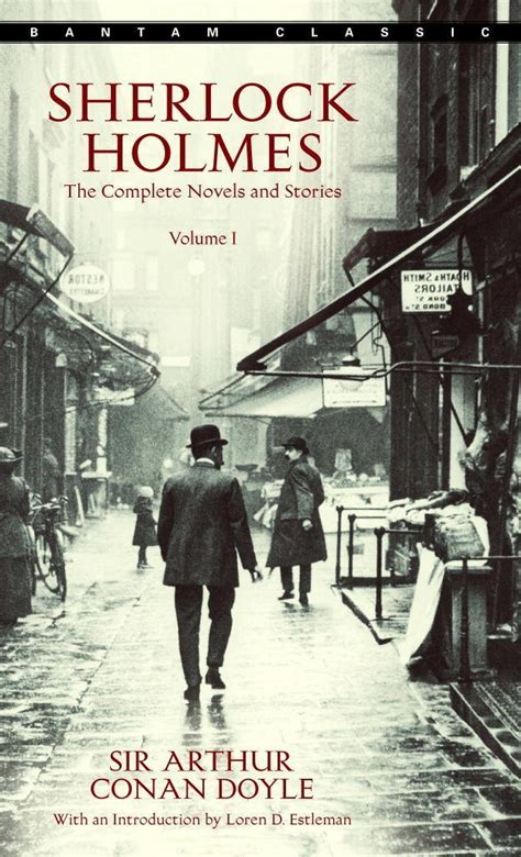 sherlock holmes volume complete stories novels arthur doyle conan vol series books sir adventures author classic collection works short crime