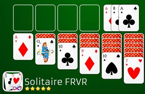 solitaire frvr spielen spiele kostenlos onlinede